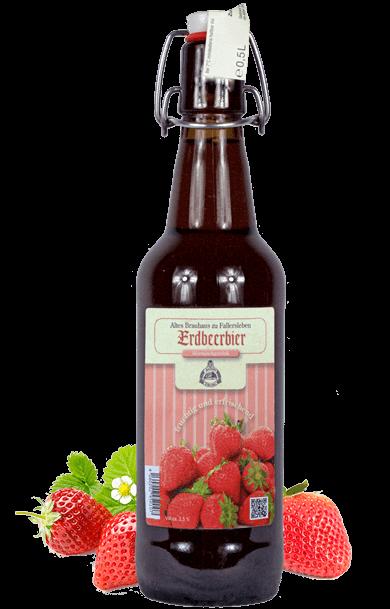 Erdbeerbier